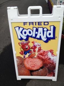 fried koolaid