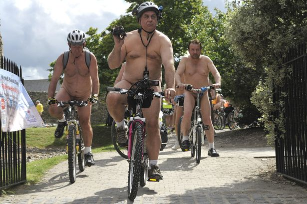Naked Cycling